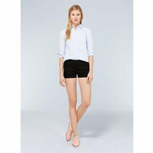 Aritzia Talula Starboard Black Shorts Size 4